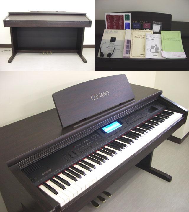 casio カシオ ap 60r celviano 88鍵盤電子ピアノ デジタルピアノ